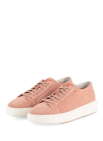 Santoni Plateau-Sneaker, Farbe: ROSÉ (Bild 1)