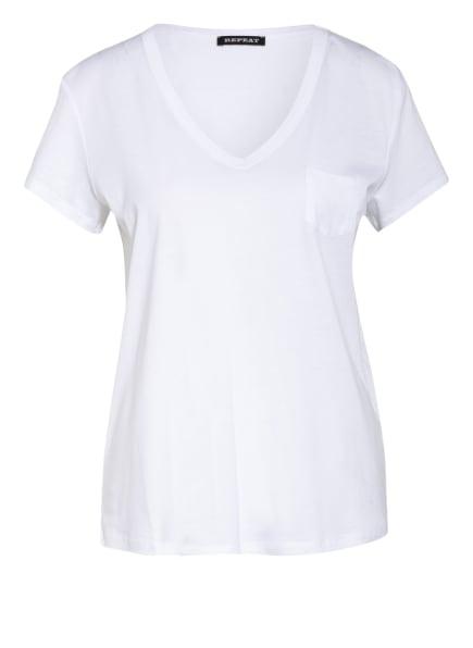 REPEAT T-Shirt , Farbe: WEISS (Bild 1)