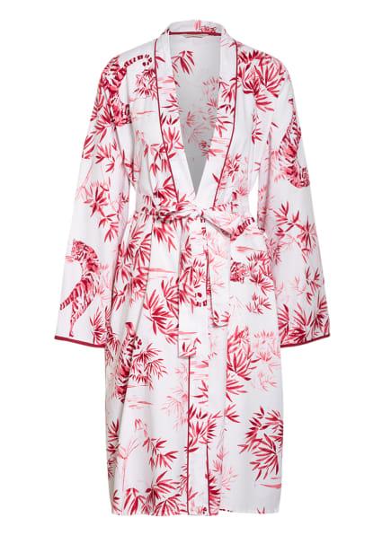 cyberjammies Kimono , Farbe: WEISS/ ROT/ DUNKELROT (Bild 1)