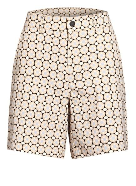 BOGNER Shorts NOALIE, Farbe: BEIGE/ BLAUGRAU/ SCHWARZ (Bild 1)