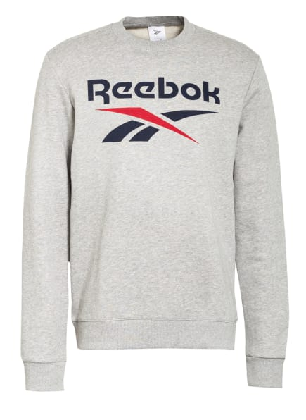 Reebok CLASSIC Sweatshirt IDENTITY, Farbe: HELLGRAU (Bild 1)