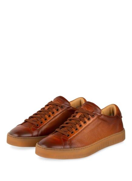 Santoni Sneaker , Farbe: BRAUN (Bild 1)