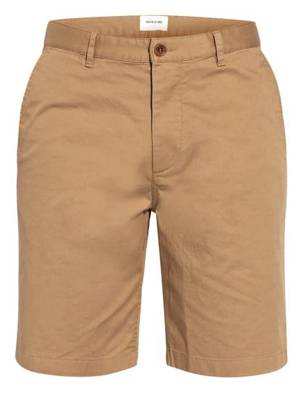 WOOD WOOD Shorts JONATHAN, Farbe: BEIGE (Bild 1)