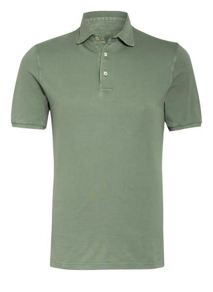 FEDELI Piqué-Poloshirt, Farbe: HELLGRÜN (Bild 1)