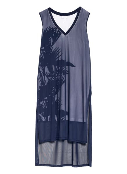 SPORTALM Strandkleid, Farbe: DUNKELBLAU/ WEISS (Bild 1)