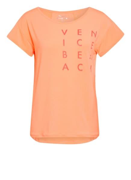 VENICE BEACH T-Shirt TIANA, Farbe: NEONORANGE (Bild 1)