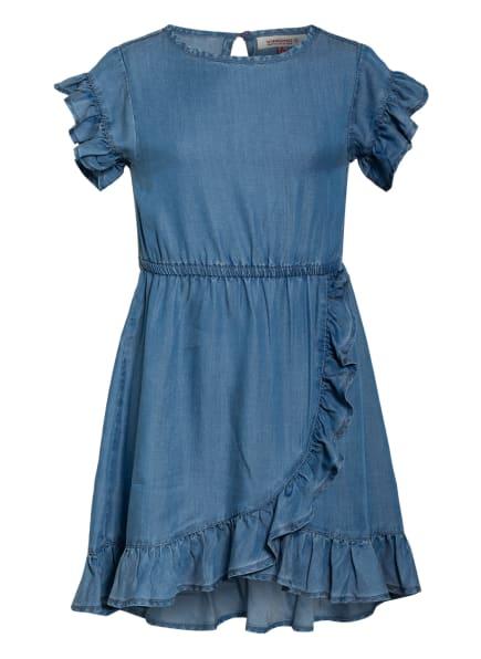 VINGINO Kleid PAMINA in Jeansoptik, Farbe: HELLBLAU (Bild 1)