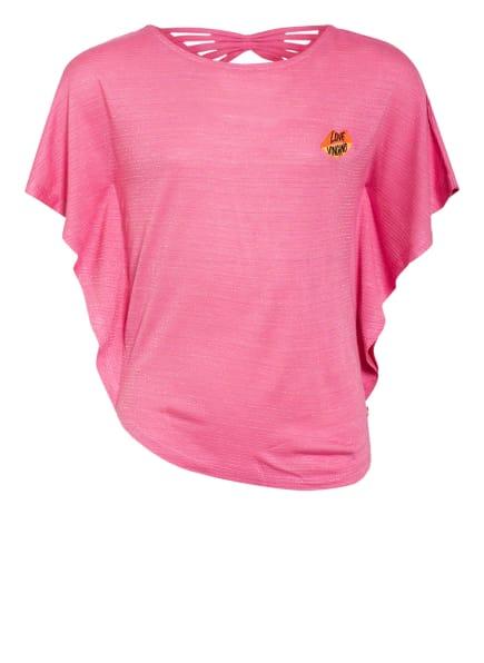 VINGINO T-Shirt IBBIE mit Glitzergarn, Farbe: ROSA (Bild 1)