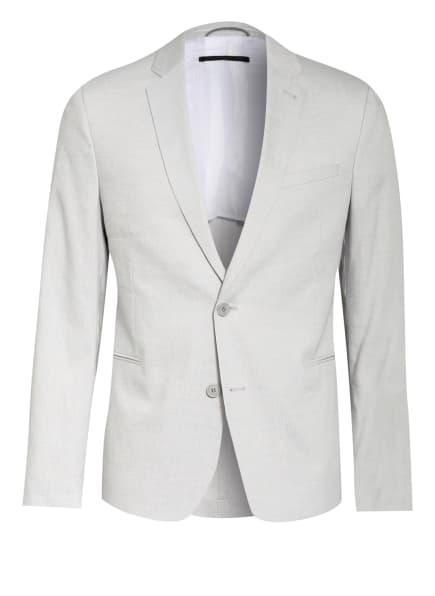 DRYKORN Anzugsakko HURLEY Extra Slim Fit mit Leinen, Farbe: 6700 grau (Bild 1)