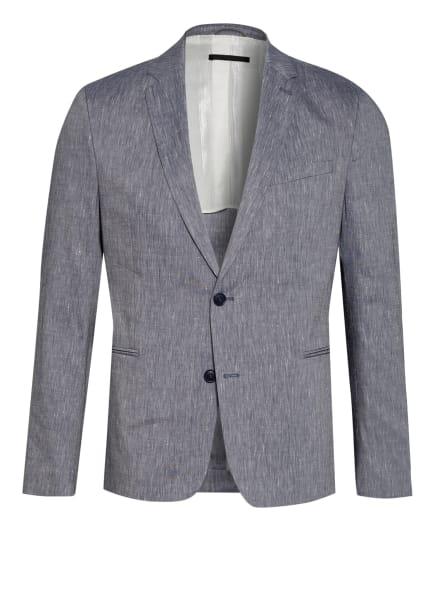 DRYKORN Anzugsakko HURLEY Extra Slim Fit mit Leinen, Farbe: 3200 blau (Bild 1)