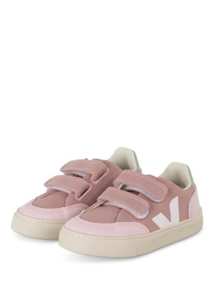 VEJA Sneaker V-12, Farbe: ROSÉ/ ROSA (Bild 1)