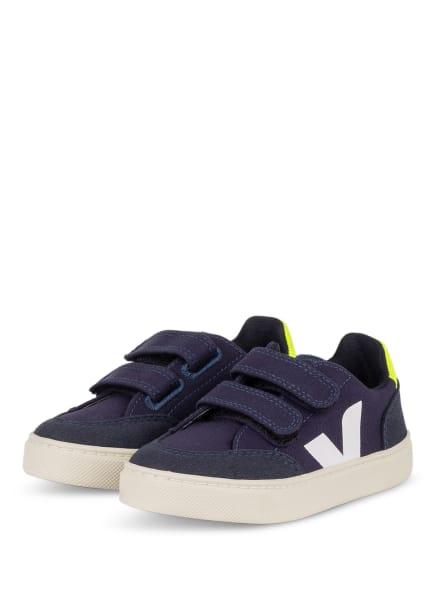 VEJA Sneaker V-12, Farbe: DUNKELBLAU (Bild 1)