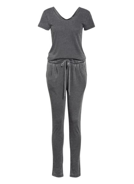 Grace Jersey-Jumpsuit , Farbe: GRAU (Bild 1)