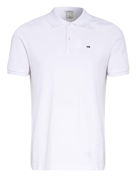 SCOTCH & SODA Piqué-Poloshirt , Farbe: WEISS (Bild 1)