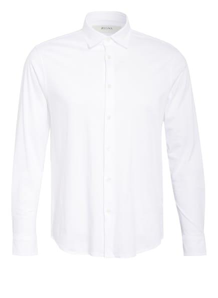 ZZegna Jerseyhemd Regular Fit, Farbe: WEISS (Bild 1)