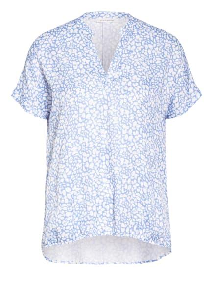 ETERNA Blusenshirt, Farbe: HELLBLAU/ WEISS (Bild 1)