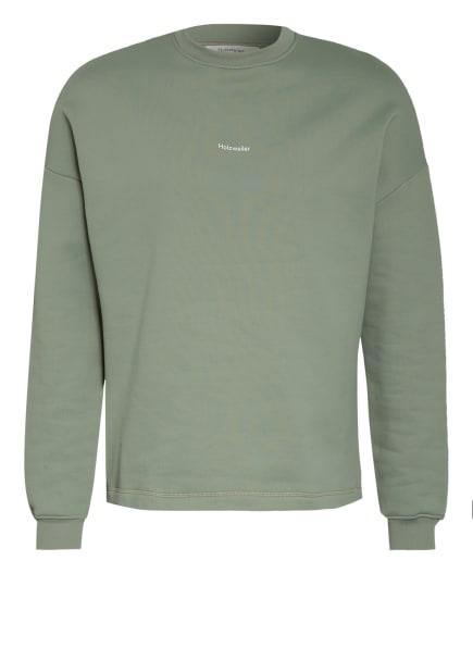 HOLZWEILER Sweatshirt, Farbe: HELLGRÜN (Bild 1)