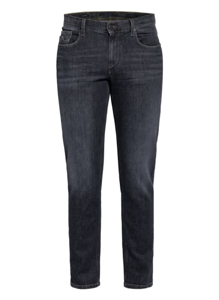 ALBERTO Jeans SLIPE Tapered Fit, Farbe: 990 (Bild 1)