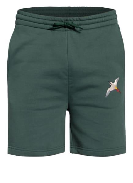 AXEL ARIGATO Sweatshorts, Farbe: GRÜN (Bild 1)
