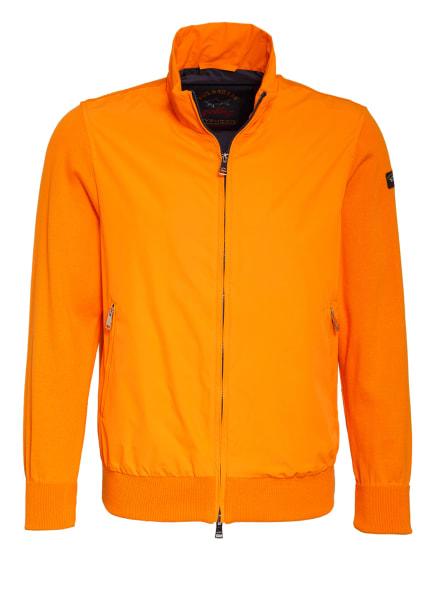 PAUL & SHARK Hybrid-Jacke, Farbe: ORANGE (Bild 1)