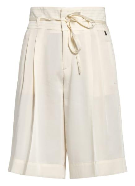 BOGNER Paperbag-Shorts HOLLIE, Farbe: ECRU (Bild 1)