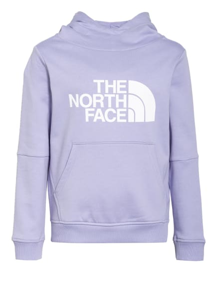 THE NORTH FACE Hoodie, Farbe: HELLLILA/ WEISS (Bild 1)