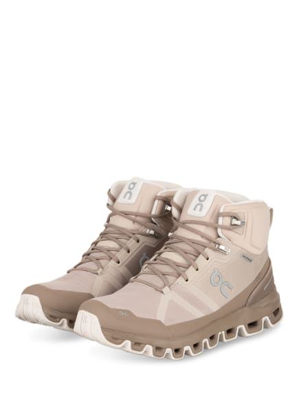 On Outdoor-Schuhe CLOUDROCK WATERPROOF, Farbe: HELLBRAUN (Bild 1)