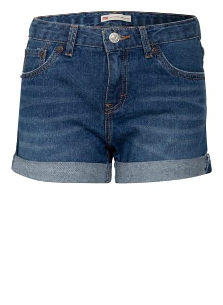 Levi's® Jeans-Shorts GIRLFRIEND, Farbe: BLAU (Bild 1)