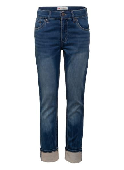 Levi's® Jeans 510 Skinny Fit, Farbe: BLAU (Bild 1)