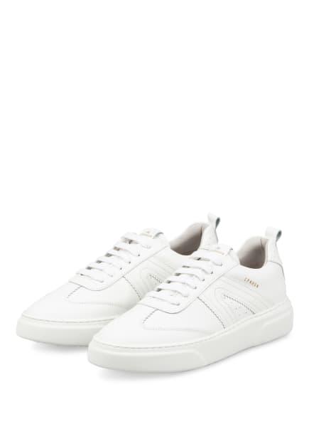 COPENHAGEN Plateau-Sneaker CPH103, Farbe: WEISS (Bild 1)