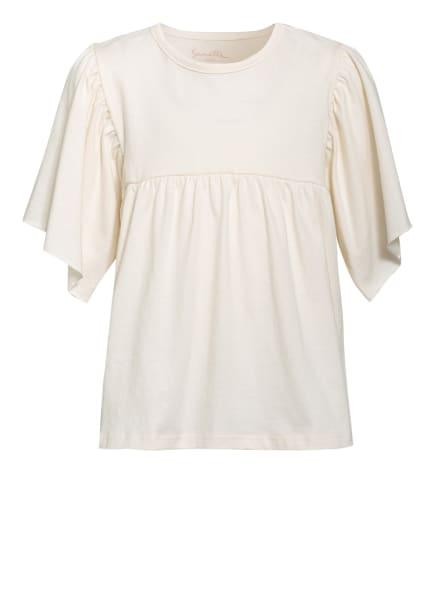 Sanetta PURE T-Shirt, Farbe: WEISS (Bild 1)