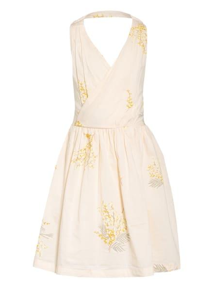 MarMar Kleid in Wickeloptik, Farbe: CREME (Bild 1)