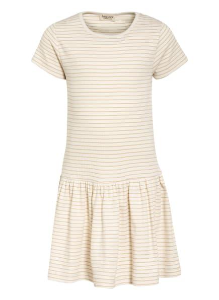 MarMar Jerseykleid mit Volantbesatz, Farbe: CREME/ BEIGE (Bild 1)