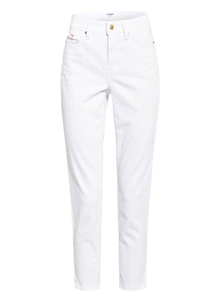 CAMBIO 7/8-Jeans PIPER, Farbe: 5002 WEISS (Bild 1)