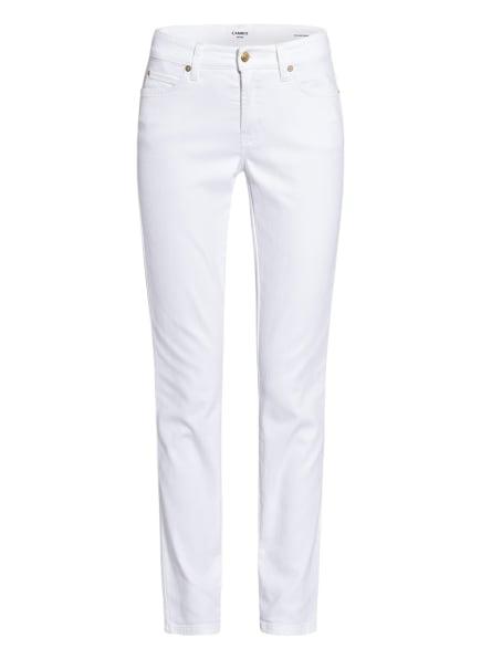 CAMBIO 7/8-Jeans PARIS, Farbe: WEISS (Bild 1)