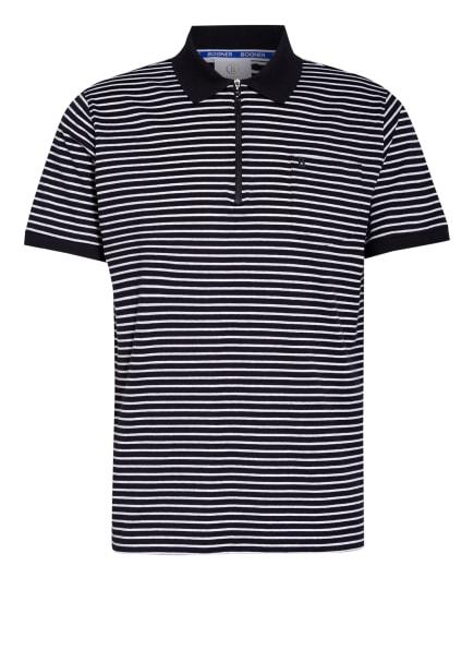 BOGNER Jersey-Poloshirt AIRES, Farbe: DUNKELBLAU/ WEISS (Bild 1)