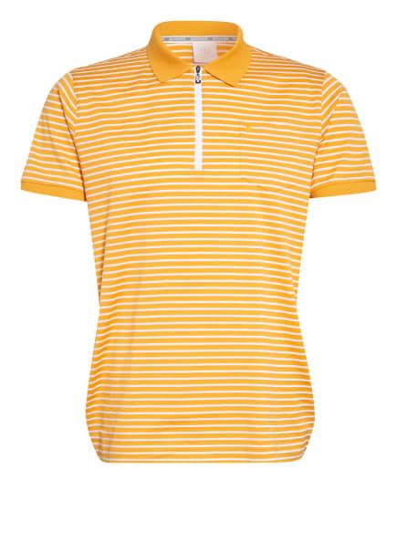 BOGNER Jersey-Poloshirt AIRES, Farbe: DUNKELGELB/ WEISS (Bild 1)