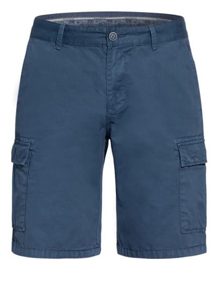 FYNCH-HATTON Cargo-Shorts, Farbe: DUNKELBLAU (Bild 1)