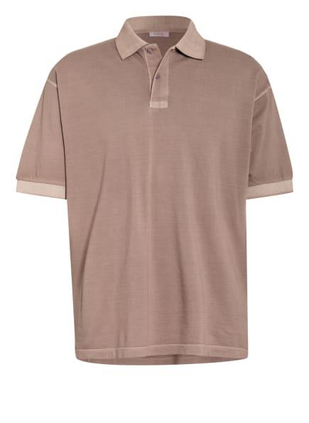 PAUL Piqué-Poloshirt Comfort Fit, Farbe: TAUPE (Bild 1)