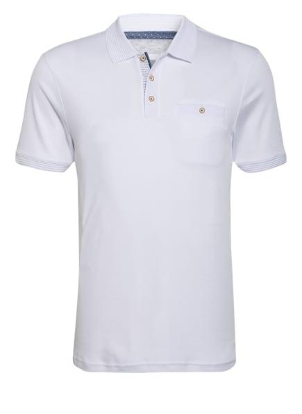 TED BAKER Jersey-Poloshirt PUMPIT, Farbe: WEISS (Bild 1)