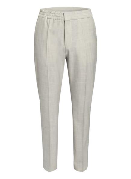 HUGO Anzughose HOWARD Extra Slim Fit, Farbe: HELLGRAU/ CREME (Bild 1)