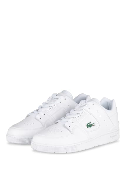 LACOSTE Sneaker COURT CAGE , Farbe: WEISS (Bild 1)