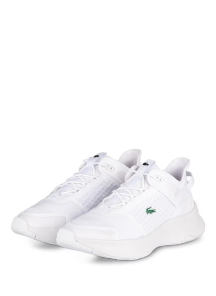 LACOSTE Plateau-Sneaker COURT-DRIVE, Farbe: WEISS (Bild 1)