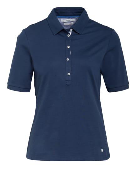 BRAX Piqué-Poloshirt CLEO, Farbe: DUNKELBLAU (Bild 1)