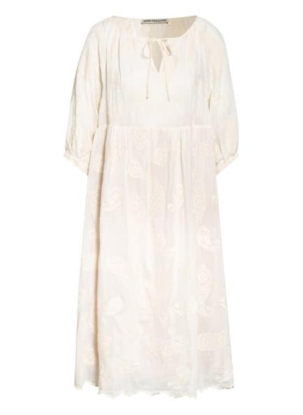 DRYKORN Kleid JOYEE mit 3/4-Arm , Farbe: ECRU (Bild 1)