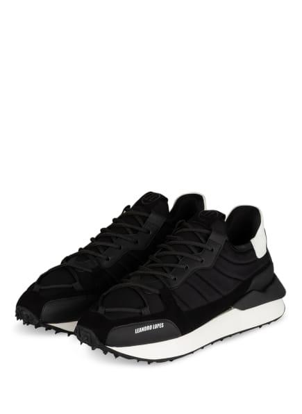 LEANDRO LOPES Sneaker PISTA, Farbe: SCHWARZ (Bild 1)