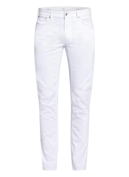 BRAX Hose CHUCK HI-FLEX Modern Fit, Farbe: 99 WHITE (Bild 1)