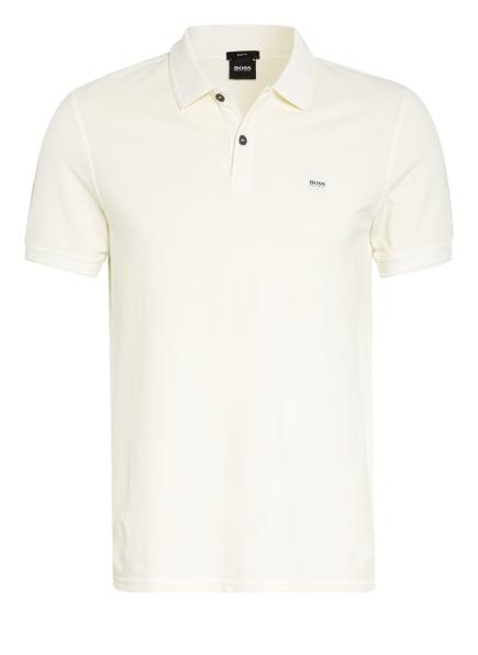 BOSS Piqué-Poloshirt PRIME Slim Fit, Farbe: ECRU (Bild 1)