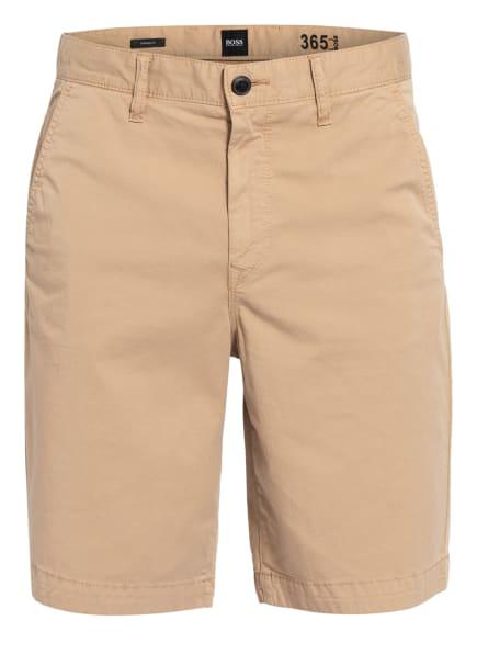 BOSS Chino-Shorts SCHINO Tapered Fit, Farbe: BEIGE (Bild 1)