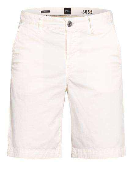 BOSS Chino-Shorts SCHINO Tapered Fit, Farbe: ECRU (Bild 1)